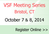 Register now to attend the October Meeting Series in Bristol, Connecticut, USA
