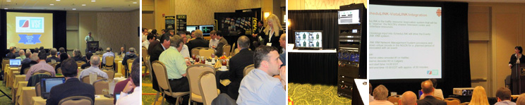 Photos from VidTrans12, February 2012
